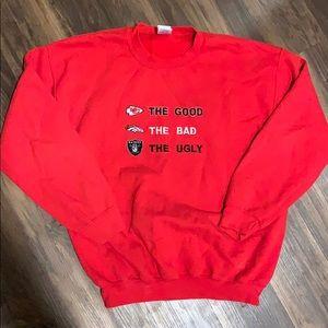 Kansas City Chiefs Crewneck Sweatshirt